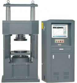 HYE-2000BD电液伺服压力试验机