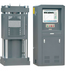 HYE-2000B电液伺服压力试验机