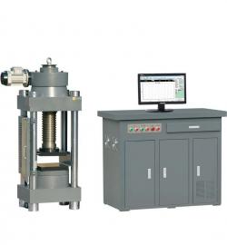 HYE-2000电液伺服压力试验机