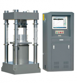 HYE-3000B电液伺服压力试验机
