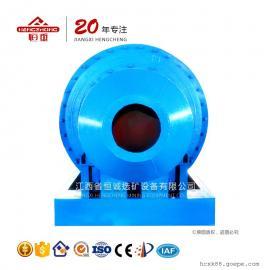 10吨处理量铜矿球磨机滚动轴承球磨机
