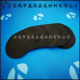 涂层铂金钛电极多孔钛板