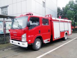 江特牌JDF5243GXFPM110型泡沫消防车 大型消防车