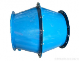 SJG-4.5S鼓形风筒斜流风机 N=0.37KW