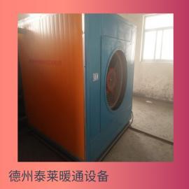 主井1副井井筒供热装置3空气加热机组(副斜井)
