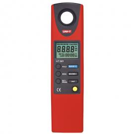 UNI-T优利德UT381 UT382数字照度计测光仪光照度亮度测试仪