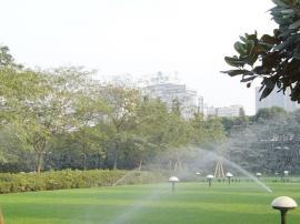 多园区智能浇水灌溉节水系统设计