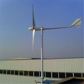 水平轴风力发电机 动力足可供日常生活用电