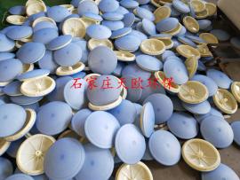 膜片式曝气器 橡胶硅胶曝气盘