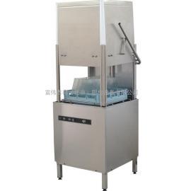 LIZEshuangbeng提拉式洗碗机H60P li彩揭盖式洗碗机 40/60筐洗碗机