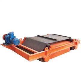 RCYD永磁自卸式除铁器-带式除铁器-悬挂式除铁器-恒基永磁除铁器
