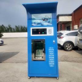 小区社区商用自动售水机投币刷卡自助净水器反渗透直饮机