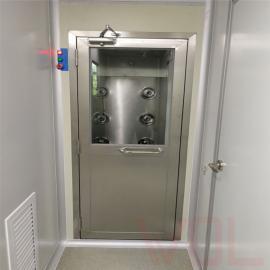 WOL生产定制不锈钢风淋室 净化风淋室WOL-FL008