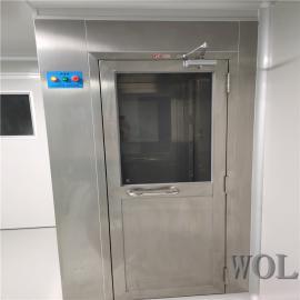 WOL灭菌风淋室 杀菌风淋走廊定做WOL-FL001