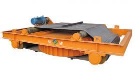 RCDD自冷自卸式电磁除铁器-自冷式除铁器-自动除铁器-恒基除铁器