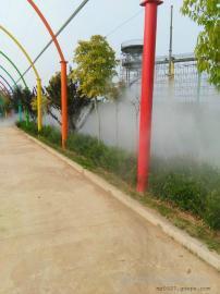 人工造雾 景观除尘 成套设备 喷泉工程