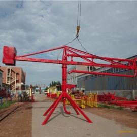 汇鹏12米 15米 18米手动混凝土布料机 电动布料机定做