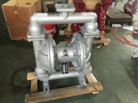 QBY-50铝合金隔膜泵