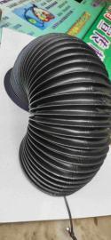 固液分离设备油缸防尘罩<伸缩式防尘油缸防尘套>