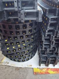 全自动纵横切边机塑料拖链《往复运行电缆穿线塑料拖链》