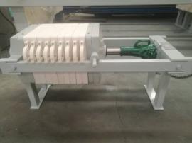 小型压滤机 1平方-3平方压滤机 实验用板框压滤机