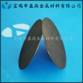 贵金属析出过滤多孔钛板