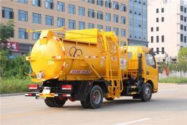 称心的12方餐厨垃圾处理车 泔水收集车供求信息