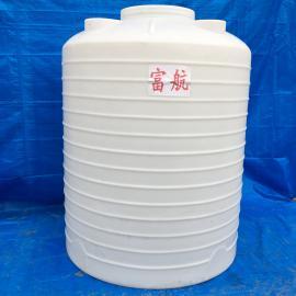 富航塑料大白桶10吨 10立方