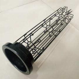 喷塑除尘骨架与传统的镀锌骨架工艺对比