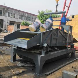 2030型细沙回收脱水机 沙场泥沙脱水筛设备