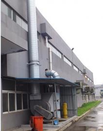 ESP-W静电式烟雾净化器、天yi环境油烟净化器