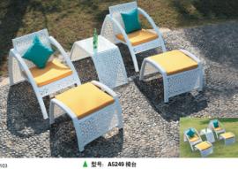 藤编桌yi、藤编家具,组合藤编桌yi阳台庭院