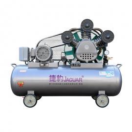 OL-80 4KW 5HP 捷豹全无油活塞式空压机