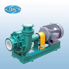 江南FMB32-25-160塑料砂浆泵 单级循环化工水泵