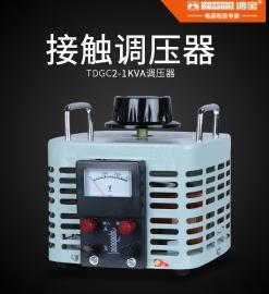 TDGC-2KW调压器销售,手动柱式单相调压器?
