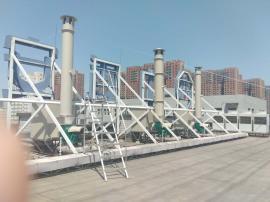 酸雾净化器/酸碱废气处理解决方案/酸雾废气喷淋塔