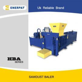 恩派特木屑压块机 出口标准HBA-SB135