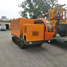 工地山区用履带式发电车 多功能应急发电车 适合各种路况发电车