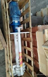 50FYS-30高分子材料聚乙烯耐腐蚀液下泵2米液下深度