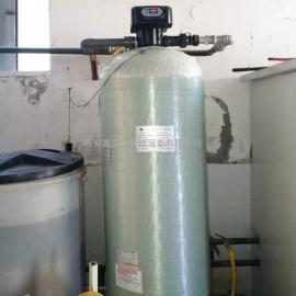 润新除铁除锰除盐工业全自动锅炉软化水设备软水处理器