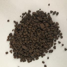 水洗锰砂 地下水处理除铁除锰锰砂滤料