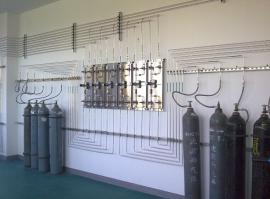 实验室供气管道系统工程