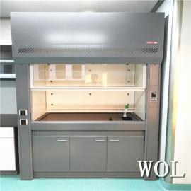 WOL实验室通风柜工程布局规划建设WOL-TF-066