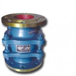 ZGB-1波�y型阻火器 �T�管道法�m阻火器 波�y石油��罐阻火器