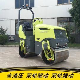 小型压路机 思拓瑞克3吨压路机 国三常柴双钢轮座驾压路机