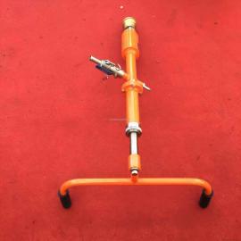 手扶式气动凿毛机 悬挂式混凝土墙面凿毛机 悬臂式凿毛机