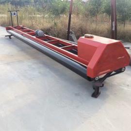 混凝土摊铺机 三滚轴水泥提浆摊铺整平机