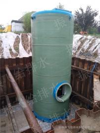 农村乡镇污水处理一体化提升泵站