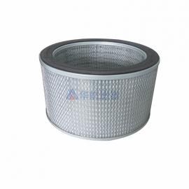 华航生产初效毡空气滤筒 430*238空气过滤芯