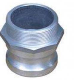 内丝公端铝合金快速接头 外螺纹阳端异径快速接头